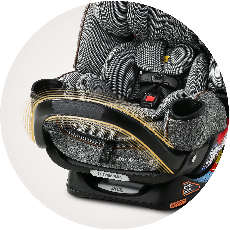 premier 4 ever D L X extend 2 fit car seat