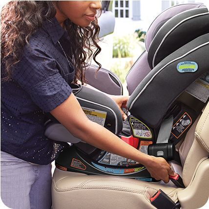 installing car seat