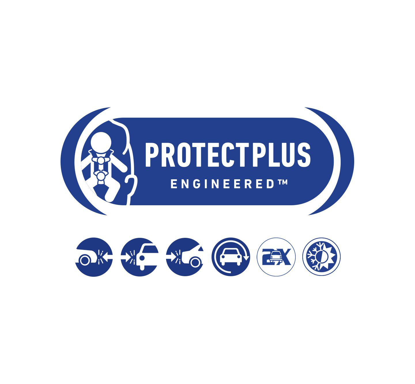 protect plus engineered logos